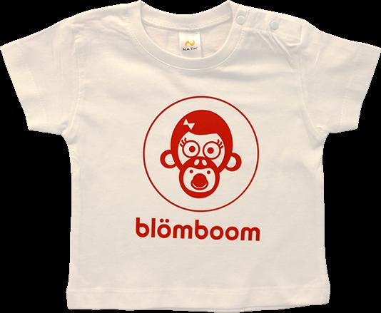 Baby - T-Shirt - weiß