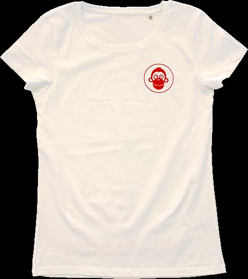 T-Shirt - Mann - weiß - L